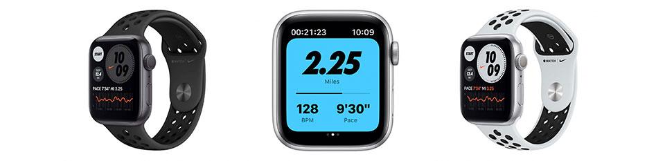 Apple Watch S6 Nike