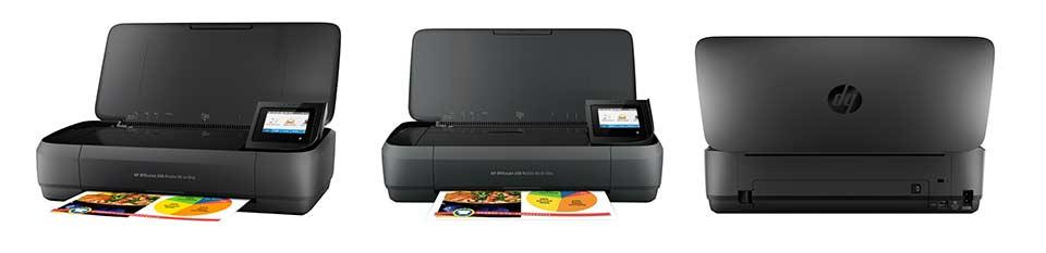 HP OfficeJet 250 Mobiele Printer