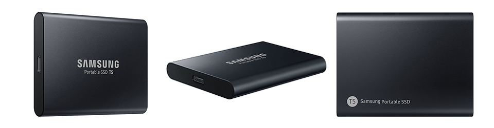 Samsung Portable SSD T5 - 2TB