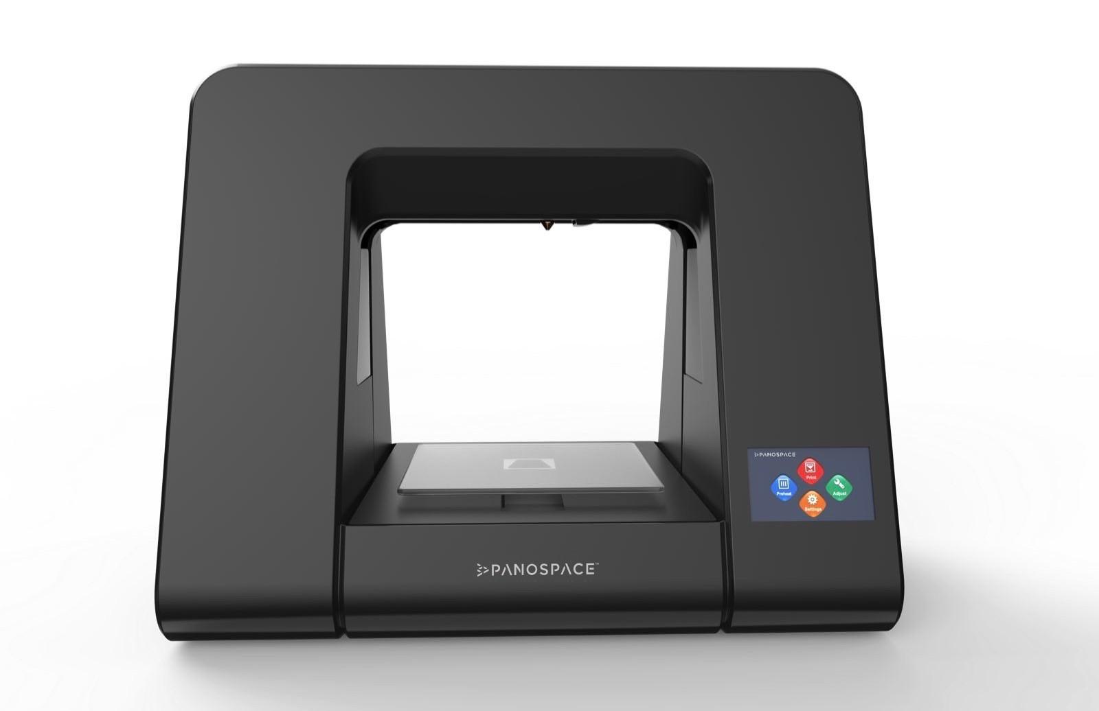 Panospace ONE 3D-printer