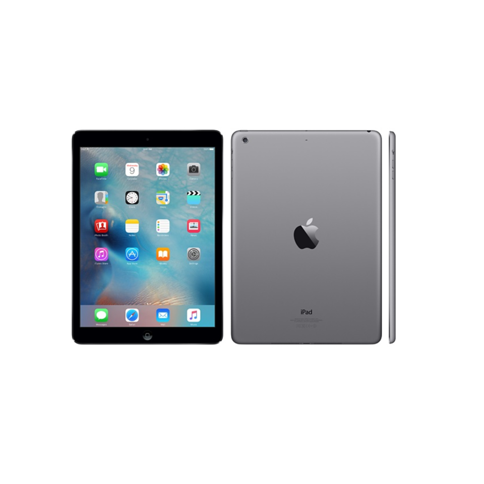 apple ipad air 32gb lichte gebruikerssporen. Black Bedroom Furniture Sets. Home Design Ideas
