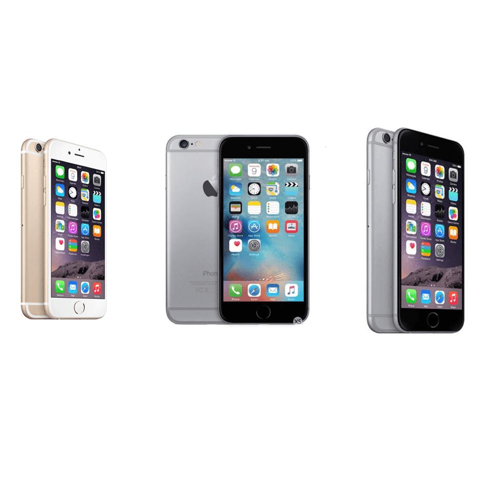 Apple iPhone 6 - 64 GB - Remarketed (als nieuw)