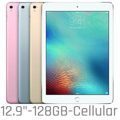 "Apple iPad Pro 12.9"" 128 GB wifi + cellular"