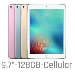 "Apple iPad Pro 9.7"" 128 GB wifi + cellular"