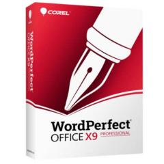 Corel WordPerfect Office Professional  X9