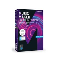 Magix Music Maker 2018 Premium Edition