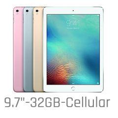 Apple iPad Pro 9.7 - 32GB - wifi + cellular