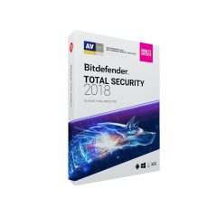 Bitdefender Total Security Multi Device 2018