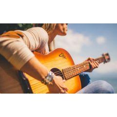 Actie: Soofos Online cursus gitaar spelen