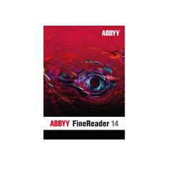 ABBYY FineReader 14 Standard (Software)