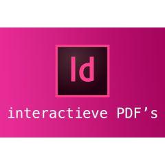 Gratis Soofos Online cursus Indesign: maken van interactieve PDF's