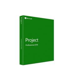 Microsoft Project Professional 2016 - Studenten