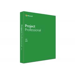 Microsoft Office Project Pro 2019