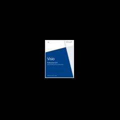 Microsoft Visio Professional logo