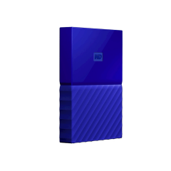 Western Digital My Passport - 3 TB - Blauw