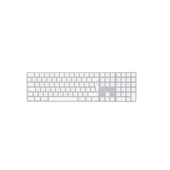 Apple Magic Keyboard met numeriek toetsenblok - Wit