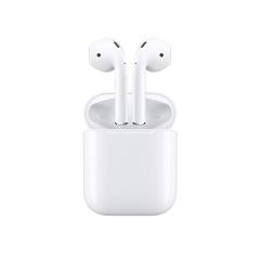 Apple AirPods (2nd generation) met draadloze oplaadcase