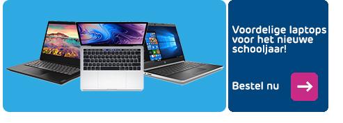 Voordelige laptops