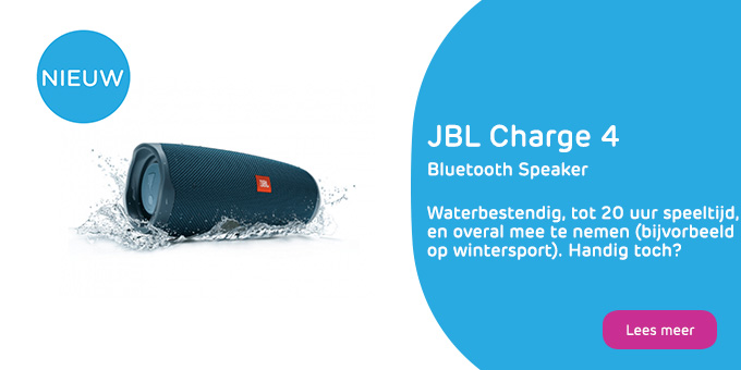 JBL Charge 4 banner