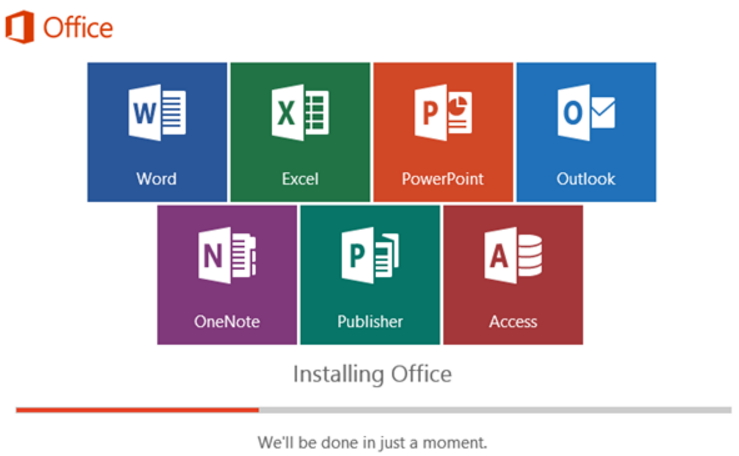 Microsoft office powerpoint 2019